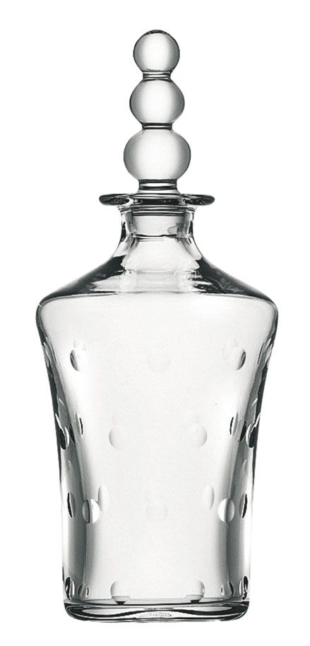 Saint-Louis Bubbles Round Decanter