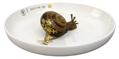 Nymphenburg Bowl with Snail