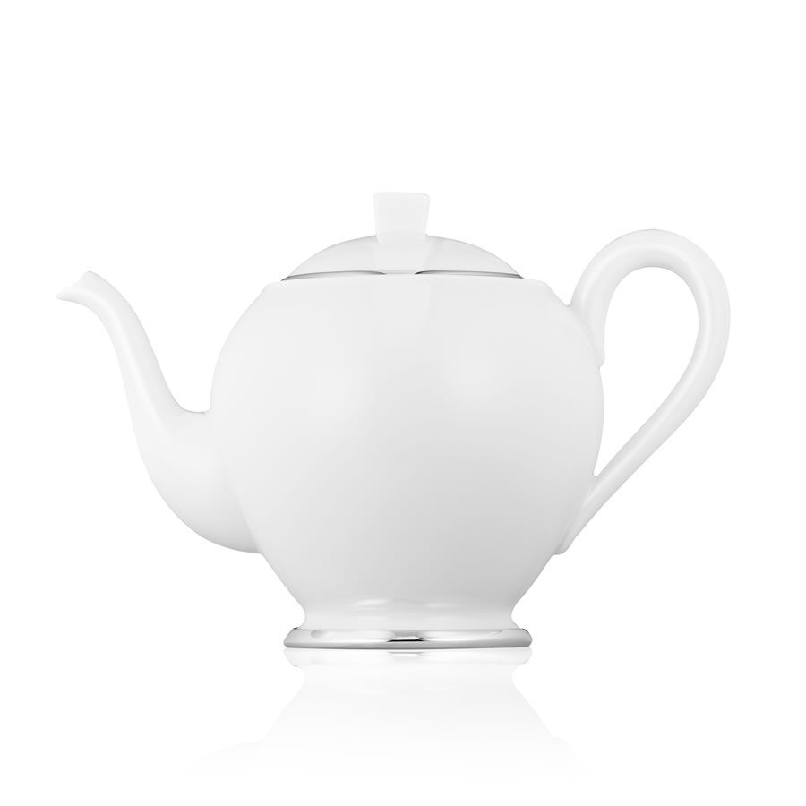 Puiforcat Cercle d'Argent Tea/Coffee Pot