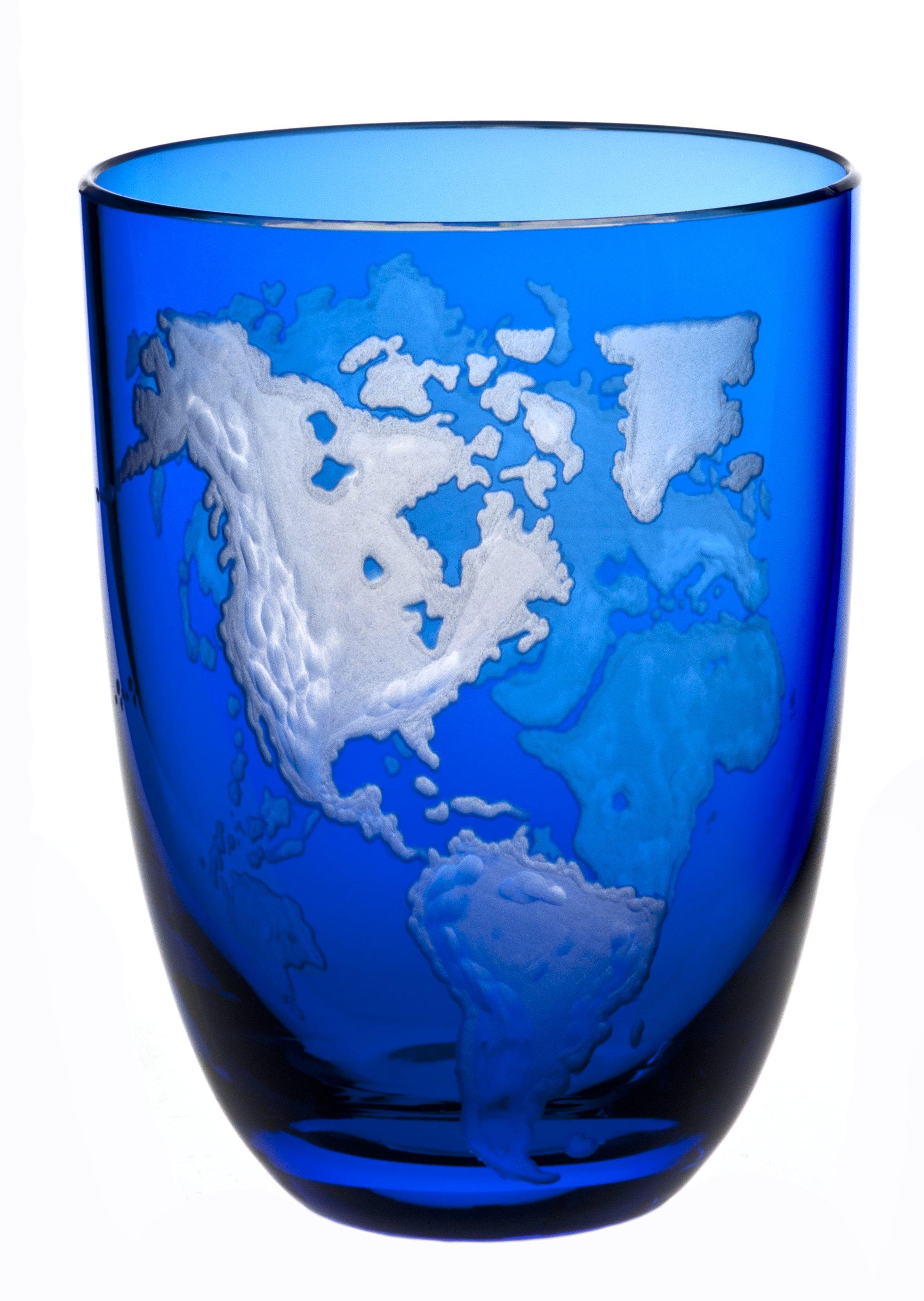 Planet Earth Tumbler, Globe Small