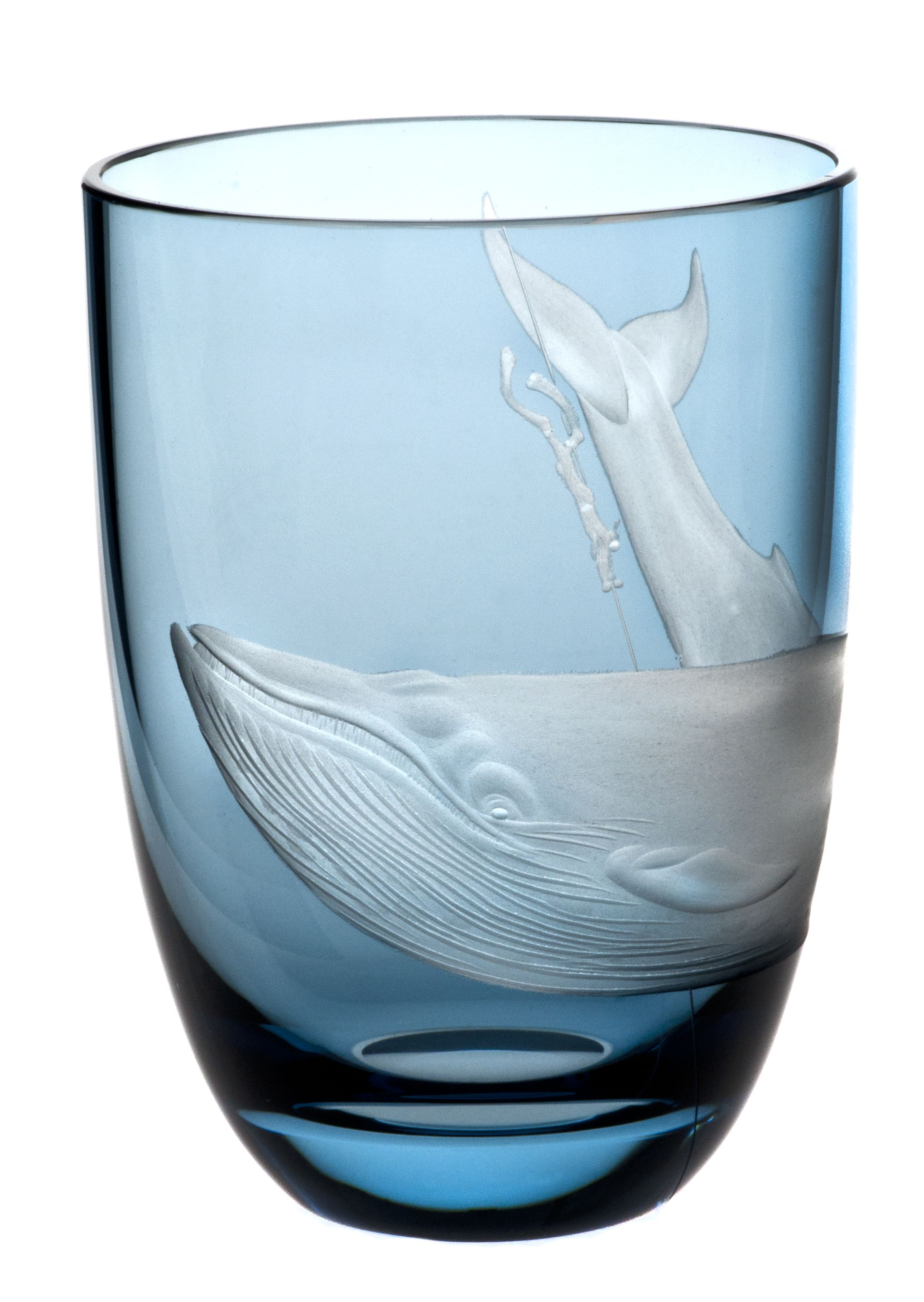 Planet Earth Tumbler 102 mm, Whale
