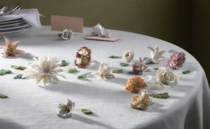 Nymphenburg Table Flowers Grouping