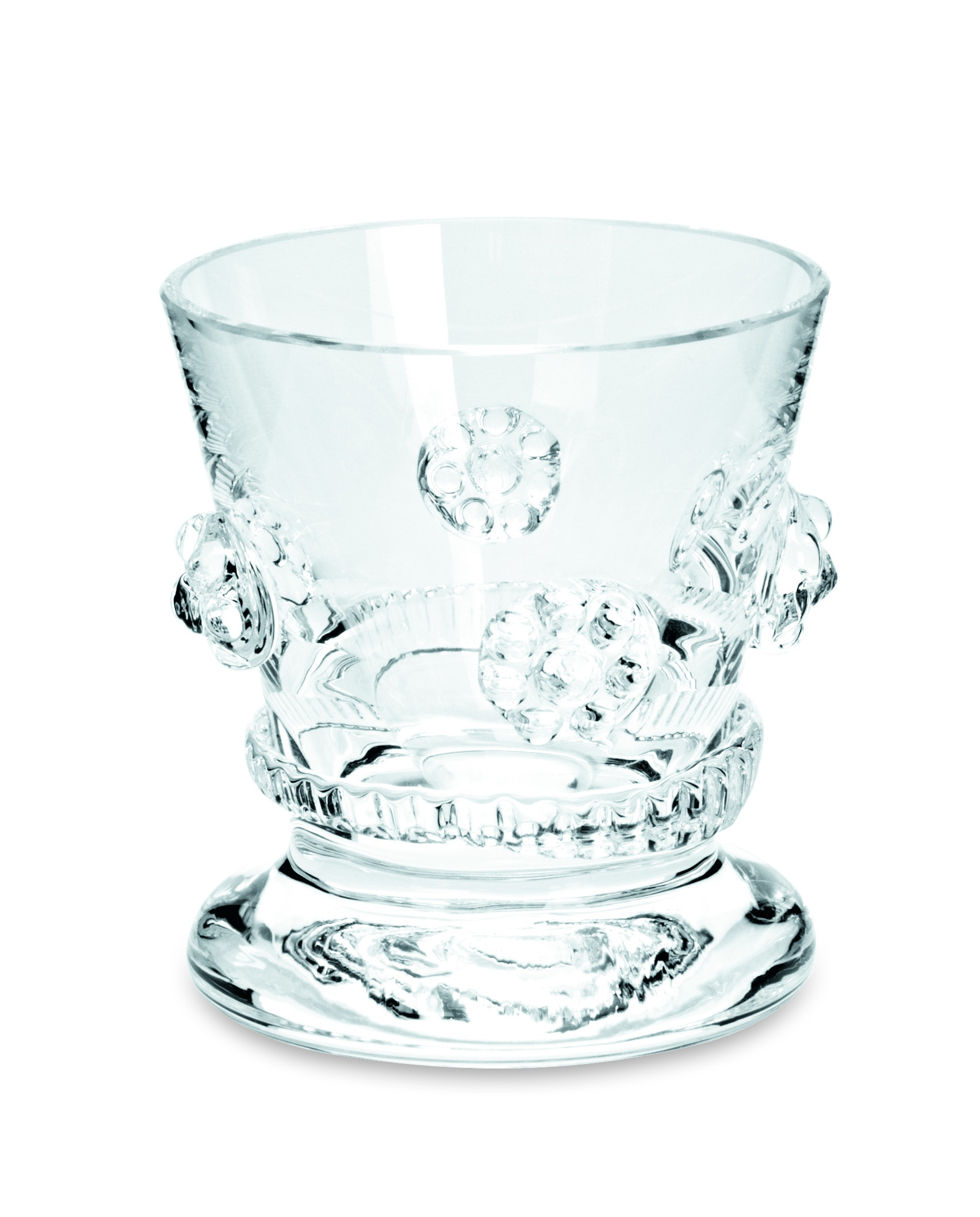 Theresienthal Bacchus Cordial Glass Clear