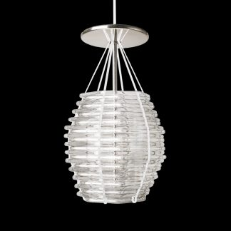 Lobmeyr Basket Chandelier Luxury Home Lighting