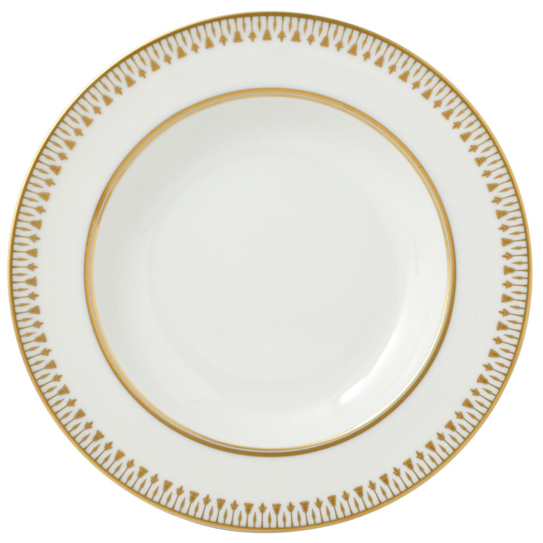 Bernardaud Soleil Levant Rim Soup Bowl