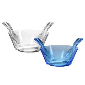 Mario Luca Giusti Salad Bowls with Servers Luxury Serveware
