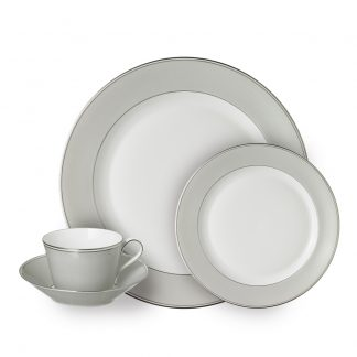 Nymphenburg Lotos Griege Dinnerware