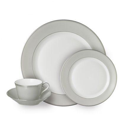 Nymphenburg Lotos Griege Dinnerware