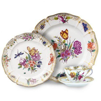 Nymphenburg Cumberland Dinnerware Collection