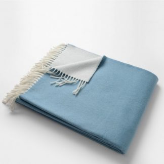 Masserano Biella Fringe Throw