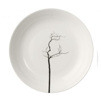 Dibbern Black Forest Soup Plate | Quality Porcelain