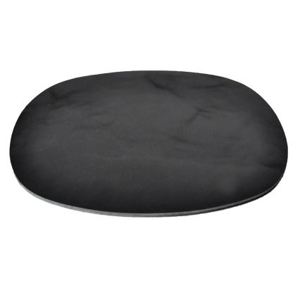 Michael Verheyden Patate Placemat in Black Leather