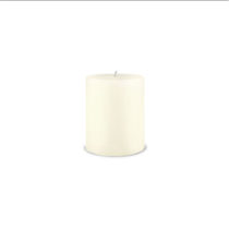 Pillar Candles Ivory Small