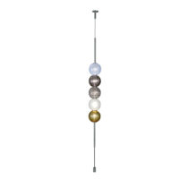 Venini Abaco 5 Sphere Suspension Light Multicolor