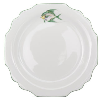Augarten Greater Weever Dinner Plate